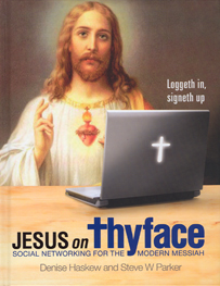 Cover of Jesus on Thyface book