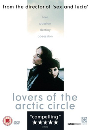 picture shows the cover of the DVD lovers of the arctic circle