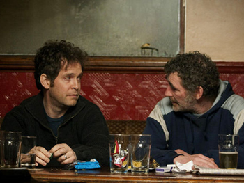 picture showing tom hollander as adam with steve evets as colin