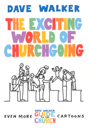 The cover of The Exciting World of Churchgoing
