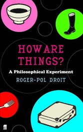 the cover of the book how are things