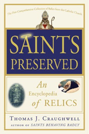 Cover of the book, Saints Preserved