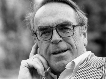Photo of Jurgen Moltmann