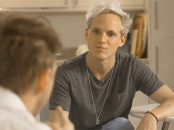 Photo of Jamie and Francis in Made in Chelsea