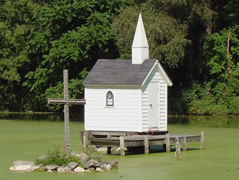 cross island chapel, oneida, new york